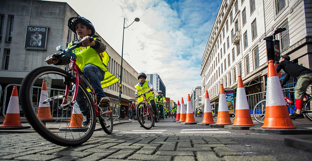 Let's Ride - HSBC UK Let's Ride Southampton: How To Get There