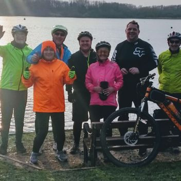 Photo for St Helens adventure cyclists