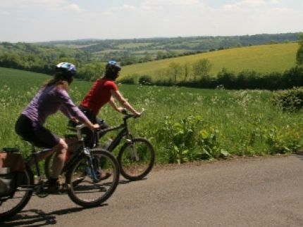 Let's Ride - Spokes SW Herts Social Ride - Watford to