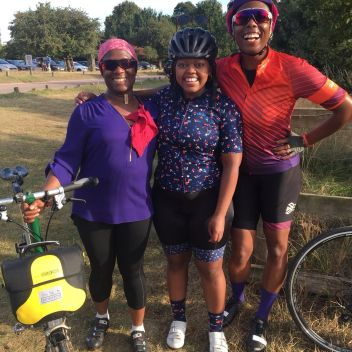 Photo for Womxn of Colour Cycling Group