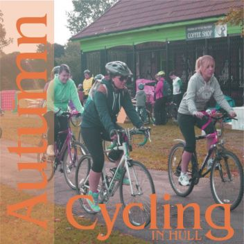 Photo for Autumn Cycling in Hull