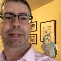Profile photo for Stuart Homer