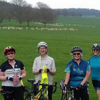 Photo for Whitworth Wheelers Women's Cycling Group