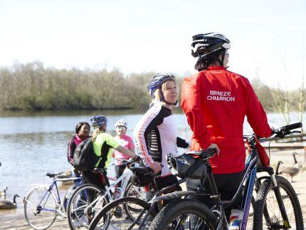 Let's Ride - Faversham Village Rides - Brogdale to Rodmersham Circular