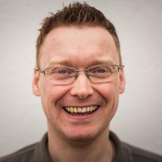 Profile photo for Jon Powell BC Programmes Team