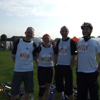 Photo for Nottingham Cycle Team