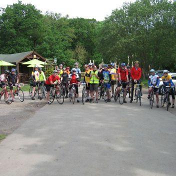 Photo for Milton Keynes Cyclists Touring Club (MKCTC)