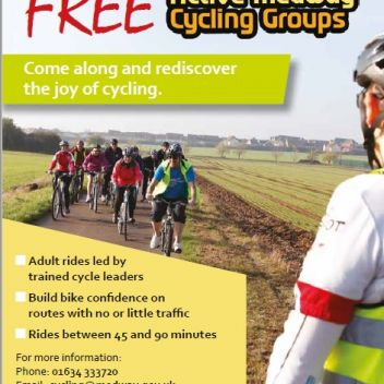 Photo for Public Health Medway - Cycling Groups