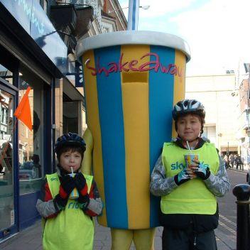 Photo for MilkShake Cycle ride