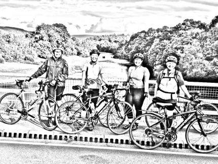 Let's Ride - Hay on Wye, over the Gospel Pass Loop