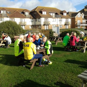 Photo for Lymington Tuesday Cyclists