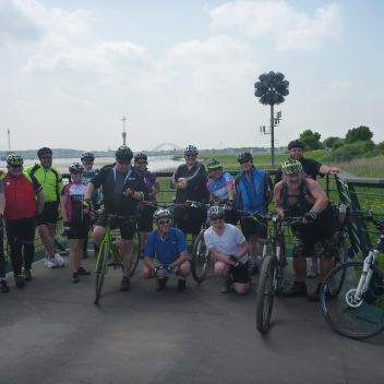 Photo for The FC.s Friendly Cyclists Saturday Club