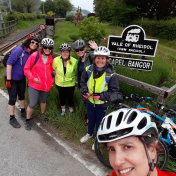 Photo for Let's Ride Ceredigion with Lorraine