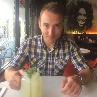 Profile photo for Jonathan Marsh