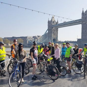 Photo for Southwark Healthy Riders