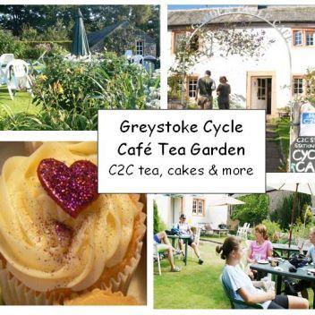 Photo for Greystoke Cycle Cafe Tea Garden