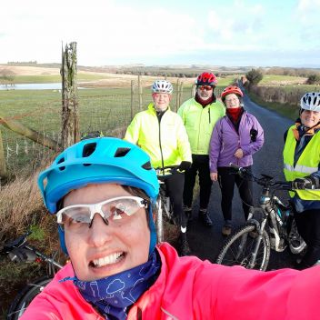 Photo for Cycling Ceredigion with Lorraine