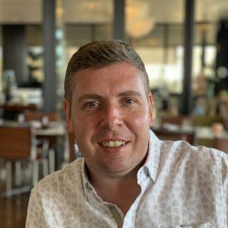 Profile photo for Alastair Johnson