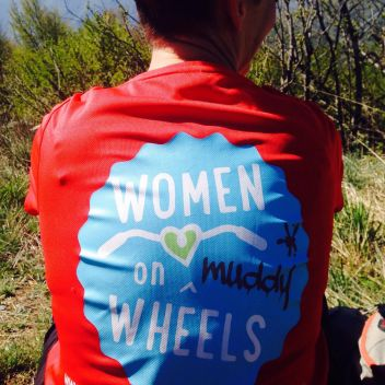 Photo for Women on Muddy Wheels