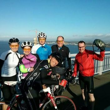 Photo for Arria Wheelers Cycle club, Cumbernauld (formerly team Jelly Baby)
